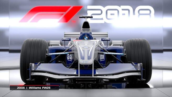PS4 FORMULAR 1 2018