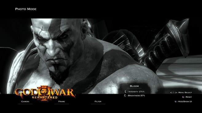 PS4 God of War 3