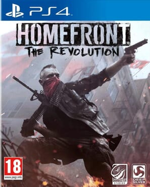 PS4 HOME FRONT- THE REVOLUTION