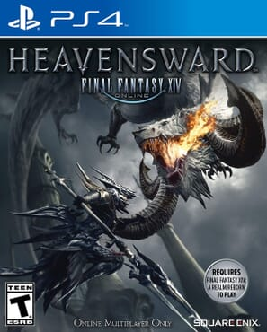 PS4 HeavenSward Final Fantasy XIV