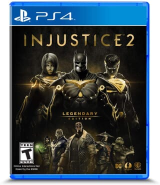 PS4 INJUSTICE2