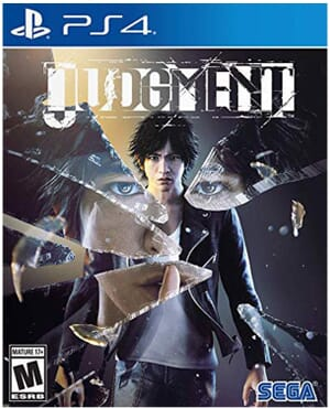 PS4 JUDGEMENT