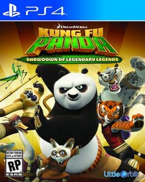 PS4 KUNG FU PANDA