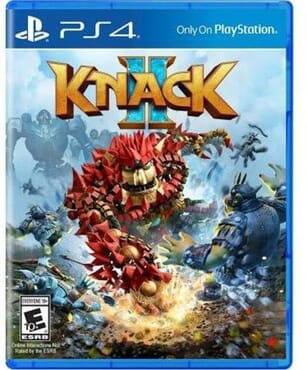 PS4 Knack 2