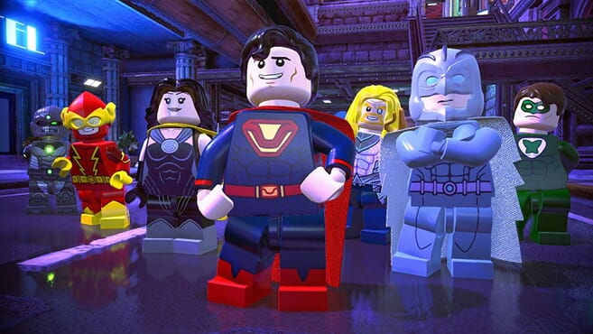 PS4 LEGO DC SUPER VILLIANS