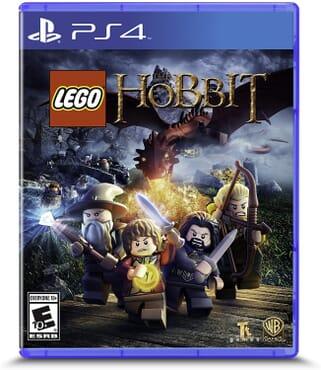 PS4 LEGO HOBBITS
