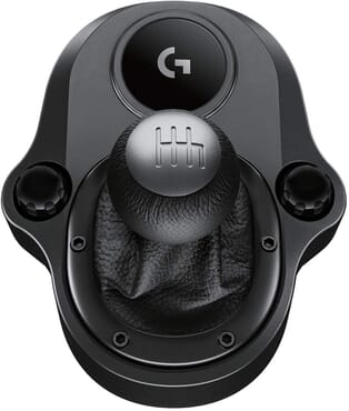 PS4 LOGITECH G29 DRIVING WHEEL GEAR SHIFTER
