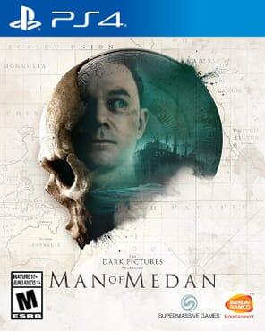 PS4 MAN OF MEDAN