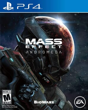 PS4 MASS EFFECT ANDROMATA