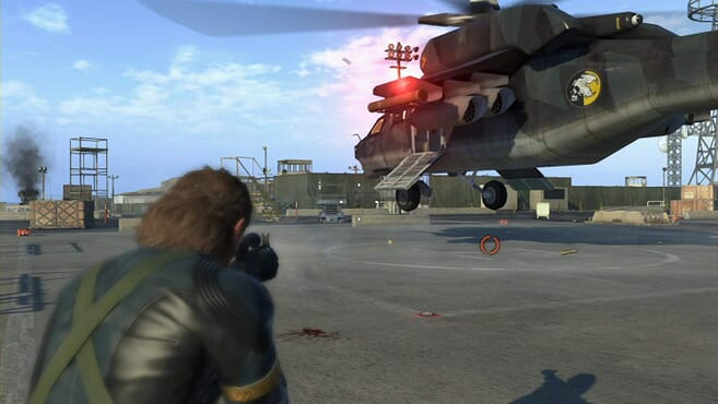 PS4 Metal Gear Sold V: Phantom Pain DEFINITIVE EXPEIENCE