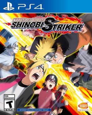 PS4 NARUTO: SHINOBI STRIKE