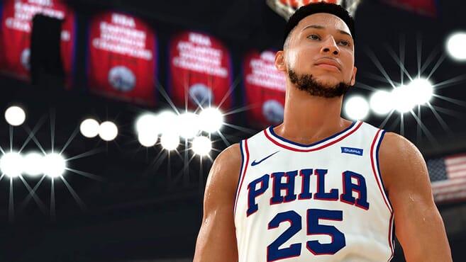 PS4 NBA2K19