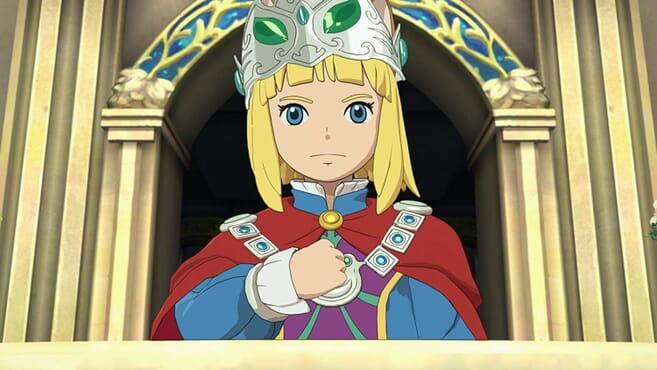 PS4 NI NO KUNI 2 REVENANT KINGDOM