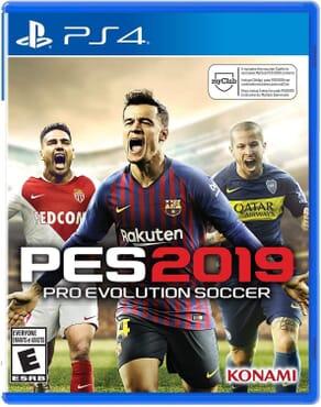 PS4 PES 19
