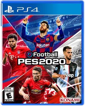 PS4 PES 20