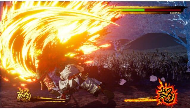 PS4 SAMURAI SHOWDOWN