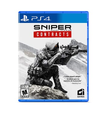 PS4 SNIPER CONTRACT