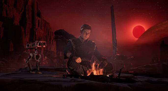 PS4 STAR WARS JEDI FALLEN ORDERS