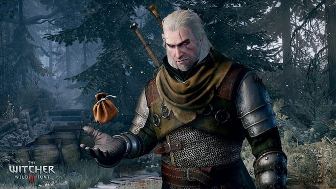 PS4 Witcher 3 COMPLETE EDITION