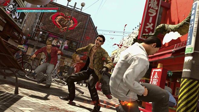 PS4 Yakuza Kiwami