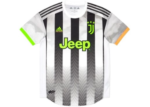 JUVENTUS FOURTH JERSEY 2020