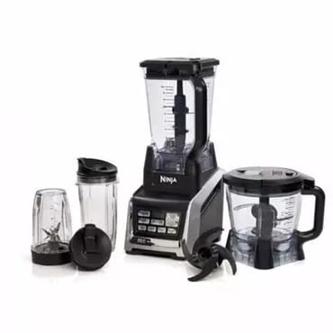 Paloma White FOOD PROCESSOR AND YAM POUNDER