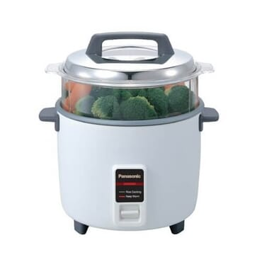 Panasonic Panasonic Automatic Rice Cooker/Steamer - SR-W18FG