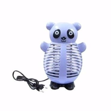 Panda Shaped Mosquito Killer - Blue