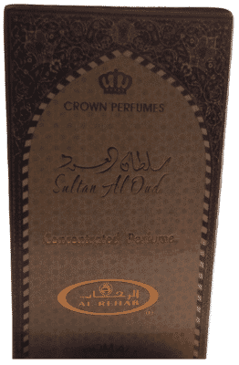 Al-Rehab Perfume Sultan Al-oud Roll on (6ml)