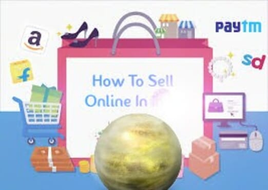 Simple steps of How to sell your blog or products online