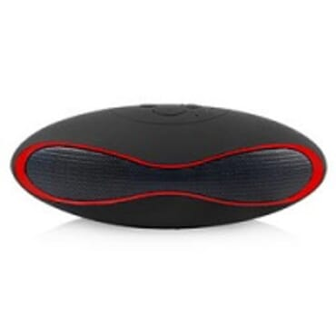 Portable Wireless Bluetooth Speaker - Black