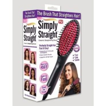 Professional Electric Hair Straightner Brush