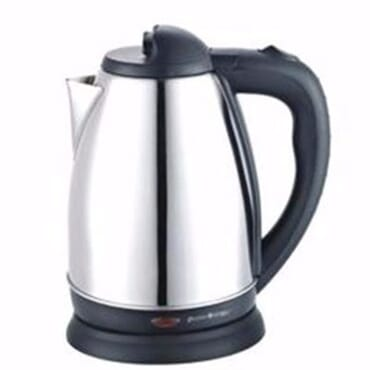 Pyramid Electric Kettle - 2.2 Liters