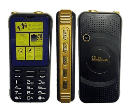 Q30000 Feature Phone 20000mah - 3sim