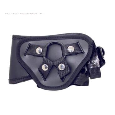 Quality Pleasuring Fat Dildo Sex Toy With Gspot Stimulator+1Free Dildo Belt