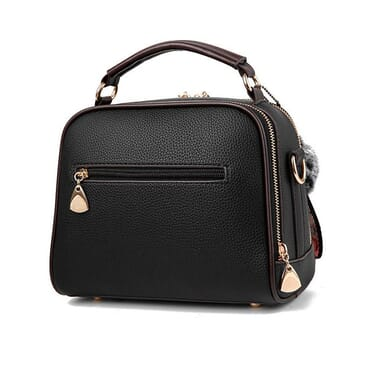 Quality Shoulder PU Leather Female Handbag/Women Handbag With Shoulder Strap.Perfect For Every Outfit Like Jeans,Trouser,Blouse,Skirt, Suit