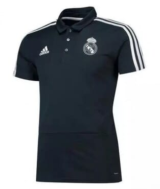 REAL MADRID PRE-MATCH SHIRT