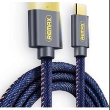 Remax Cowboy Cable Micro 1.8 M - Blue PRODUCT CODE: 3934447