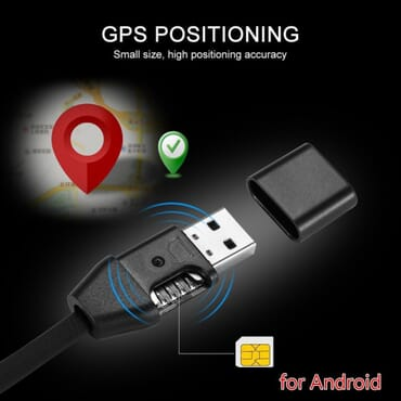 Remote Tracking USB Cable GIM GPS Tracker