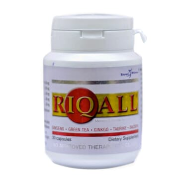 Riqall Memory Enhancer