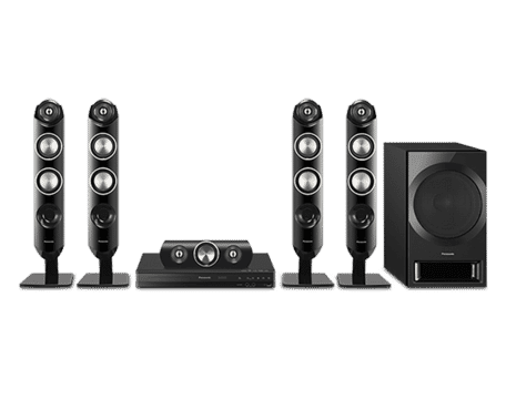 PANASONIC HOME THEATER – SC XH 333