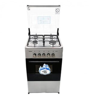 SFC-5402SS SCANFROST GAS COOKER