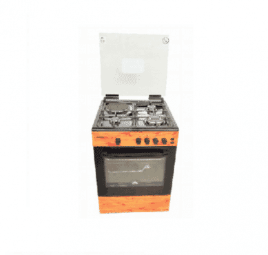 SCANFROST SFC-6312 GAS COOKER