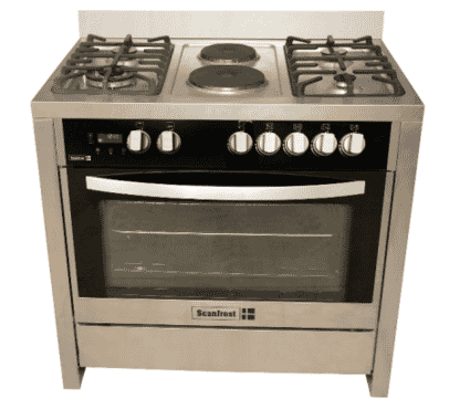 SCANFROST SFC-9423SS GAS COOKER