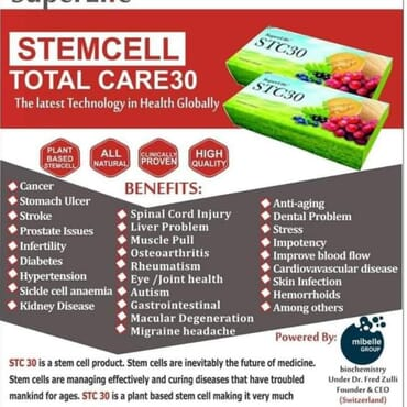 STEM CELL TOTAL CARE (STC30)