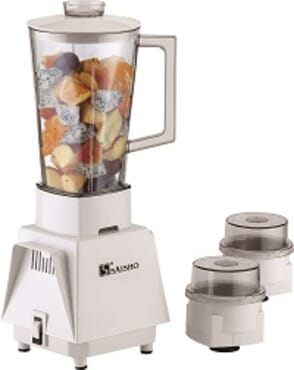 Saisho Blender (1.0l) 3 In 1 Grinder-s-742(6) PRODUCT CODE: 3986976