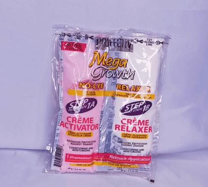 MegaGrowth Crème on Crème Relaxer