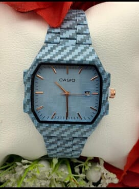 Casio Analog Wristwatch.