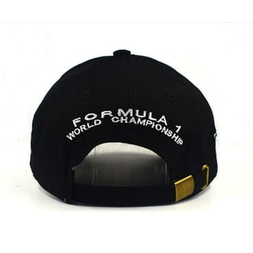 Senior Men/Women Quality Formula 1 Baseball Face cap