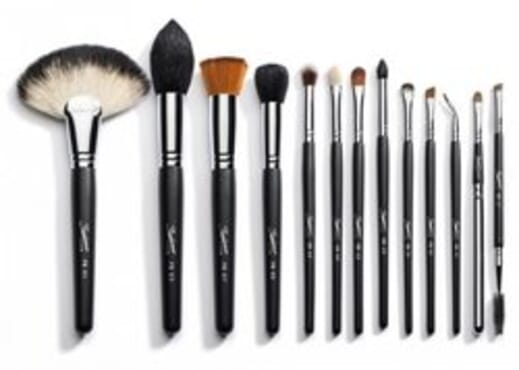 Set of Make Up Brushes